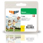 MM Yellow Inkjet Cartridge (T1284)