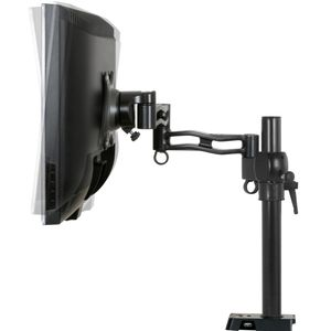 ARCTIC COOLING Z-1 Desk Mount Monitor Arm - Black (ORAEQ-MA002-GBA01)