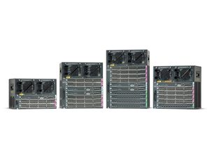 CISCO CATALYST 4500E 10 SLOT