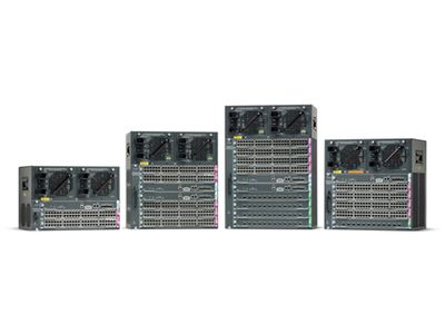 CISCO CAT4500 E+SERIES 7-SLOT CHASSIS CATX IN (WS-C4507R+E=)