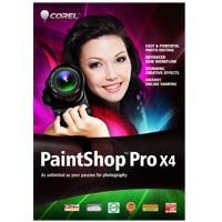 PAINTSHOP PRO X4 LIC 1-10 IN
