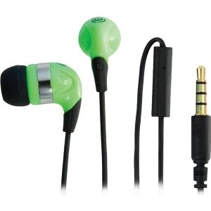 WICKED AUDIO JawBreakers Cellular Green (WI-2151)