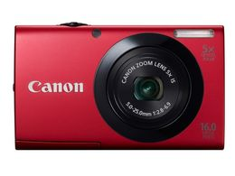 CANON PowerShot A4000 IS RED