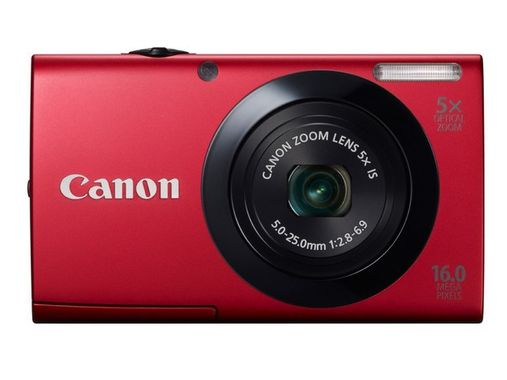 PowerShot A4000 IS RED