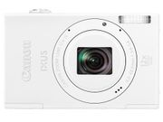 CANON Ixus 510 HS 10,1MPix white 12fach opt. Zoom 21fach Zoomplus 28mm wideangle 8,0cm 3,2inch Touch-LCD Full-HD 1080p WLAN