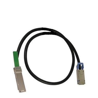 2M FDR Quad Small Form Factor Pluggable InfiniBand Copper Cable