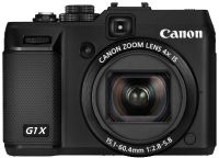 CANON PowerShot G1 X/14.3MP 4xZoom