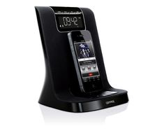AlarmDock Halo 2 Black