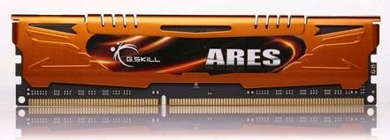 G.SKILL Ares Low Profile - DDR3 1600 MHz - 2 x 4GB (F3-1600C9D-8GAO)