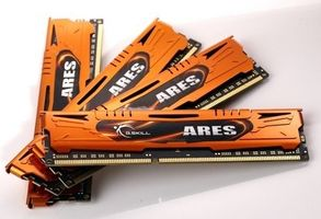 DIMM 32 GB DDR3-1600 Quad-Kit (F3-1600C10Q-32GAO,