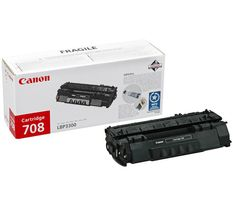 708 Black Toner Cartridge