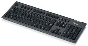 KB400/AR GB/Slim Value Keyboard/ Black