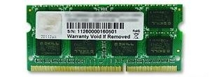SO-DIMM 4 GB DDR3-1600 (F3-12800CL11S-4GBSQ,  SQ-Se