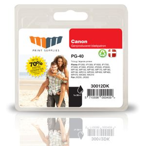 MM Black Inkjet Cartridge (PG-40)