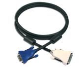 CISCO DVI-A 12+5 to VGA cable Spare