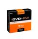 INTENSO MED DVD+RW / 4.7 GB / 04x / 010er SlimCase