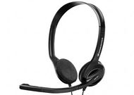 Call Control PC/VoIP headset, dubbelsidig,  USB