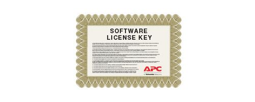 APC StruxureWare Central Virtual Machine Activation Key - Physical/ Paper SKU (AP94VMACT)