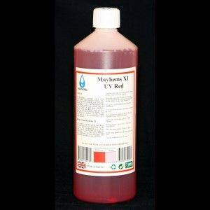 X1, UV Red - 1000ml