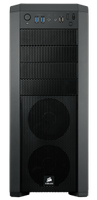 Carbide 500R Midi-Tower,  black - gedämmt