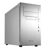 PC-A05FNA Midi-Tower,  silver - gedämmt