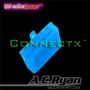 AC RYAN AUX 6Pin Female  UV Blue