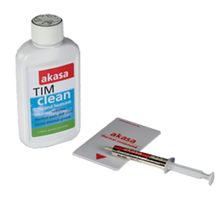 AKASA Tim Kit 5 gram, spreader card, 125ml, Citrus based, CPU, GPU and heatsink cleaner (AK-MX004)