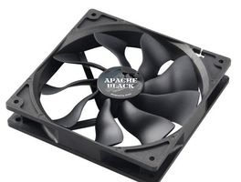 Apache 140mm PWM-Fan - black