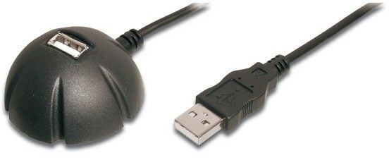 USB Dock w/ext cable. type A