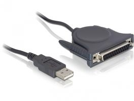 USB Adapter Kabel USB1.1 -> D-Sub25 St/Bu 1