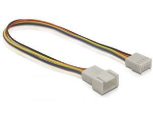 - Power cable - 4 pin mini-power connector