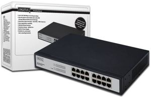 Fast Ethernet Switch N-Way 16P