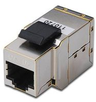 DIGITUS CAT 6A modular coupler. shield (DN-93906)