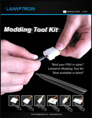 Modding Tool MT-1 - black
