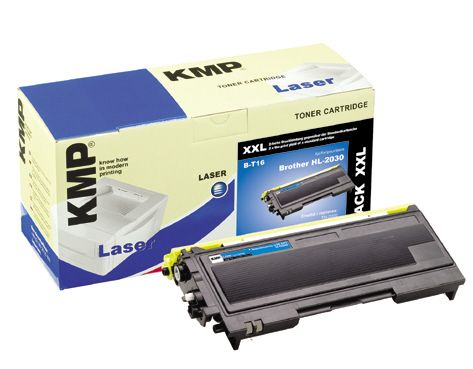 B-T16 Toner black XXL compatible with Brother TN-2000