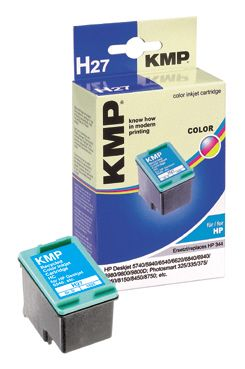 H27 ink cartridge color compatible with HP C 9363 E
