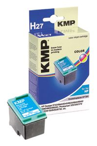 KMP H27 ink cartridge color compat (1025,4344)