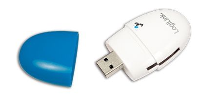 ''Card Reader USB ''''Smile'''' All-in-On