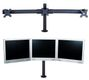 "NEWSTAR DeskMount 3x19-27"" Clamp"