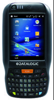 Datalogic Elf , WM 6.5, 802.11 a/b/g , BT, Std Laser/ Green Spot, Camera 3MP, 256MB RAM/ Flash,  27-Key