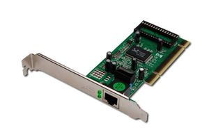 GIGABIT ETHERNET PCI NETWORK CARD IN