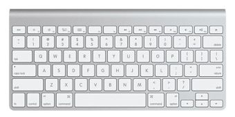 Wireless Keyboard/ US English