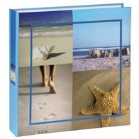 Sea Shells            10x15 100 pages  blue           106282