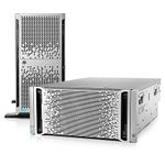 ProLiant ML350p Gen8 E5-2609v2 1P 4GB-R P420i/ZM 6 LFF 460W PS Server