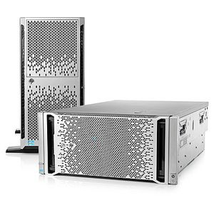 Hewlett Packard Enterprise ProLiant ML350p Gen8 E5-2650 2P 16GB-R P420i Hot Plug 8 SFF 750W PS ES Server (678237-421)