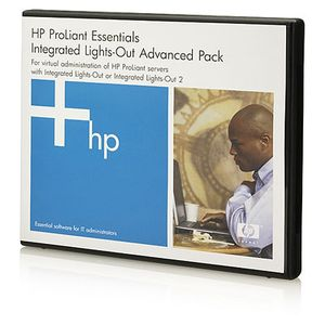 Hewlett Packard Enterprise iLO Advanced including 1yr