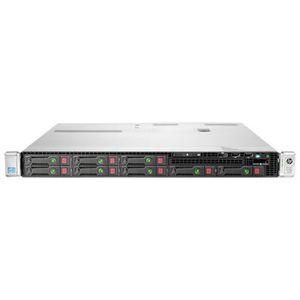 Hewlett Packard Enterprise ProLiant DL360p Gen8 E5-2603v2 1P 4GB-R P420i/ZM 460W PS Entry Server (733732-421)