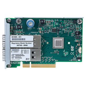 Hewlett Packard Enterprise InfiniBand FDR/ Ethernet 10/40Gb 2-port 544QSFP Adapter (649281-B21)