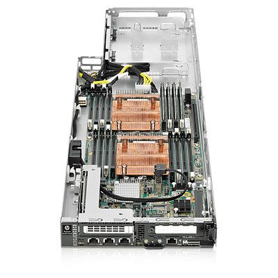 ProLiant SL230s Gen8 1U Right Half Width Tray Configure-to-order Server