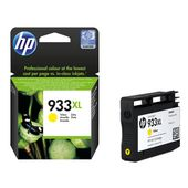 HP 933XL original ink cartridge yellow high capacity 825 pages 1-pack Officejet